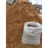 Песок в мешках 40кг