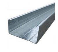 Профиль для гипсокартона стоечный Knauf СW 100х50, 3м