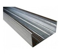 Профиль для гипсокартона CD 60x27, длина 3м, толщина металла - 0,5мм
