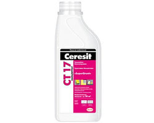 Грунтовка Ceresit CT17 бесцветная белая, 2л