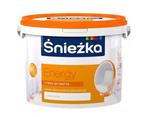Краска Sniezka Energy White, 10 литров