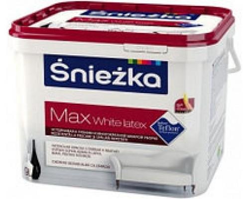 Краска Sniezka MAX 5 литров