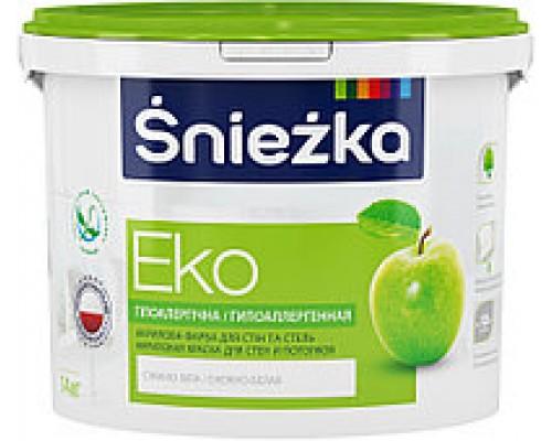 Краска Sniezka EKO, 15 литров