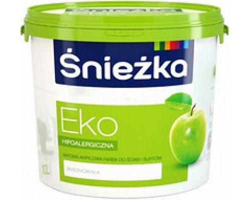 Краска Sniezka EKO, 10 литров