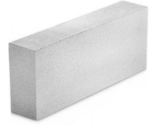 Блок газосиликатный 625х100х250, толщина 100мм, плотность 500