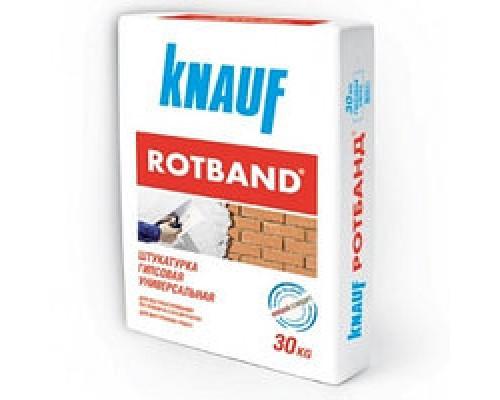Гипсовая штукатурка Rotband (Ротбанд) 30 кг