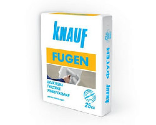 Шпатлевка Фугенфюллер Knauf 25 кг