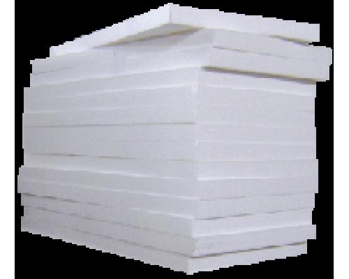 Пенопласт ППТ-20 толщина 20мм лист 1х1м